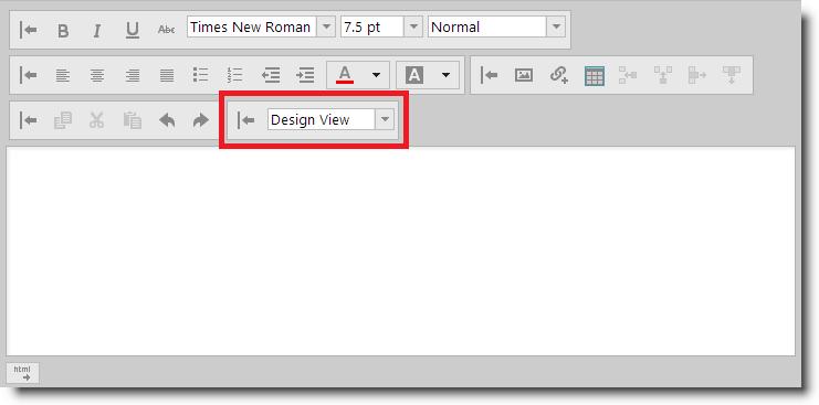 Adding a Combo Box to a Custom Toolbar - Ignite UI™ Help