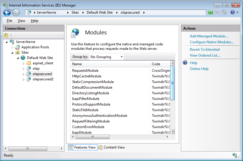 Configuring Authenticated Access for the Mozilla Firefox